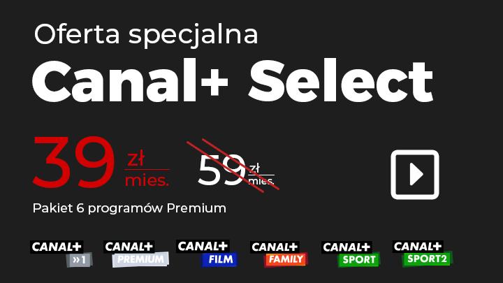 Canal+ Promocja